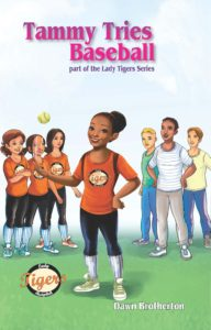 Tammy, baseball, softball, girl, sports, fastpitch, competition, boys, athlete, teamwork, friendship, middle grade, fiction